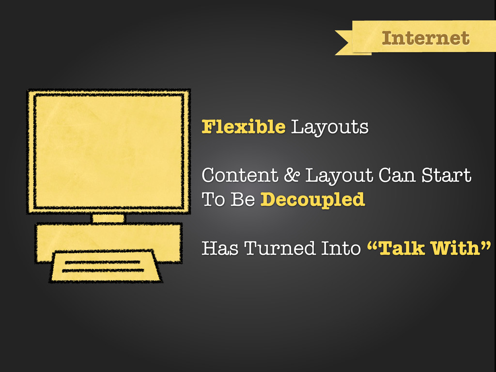 Flexible Layouts Content & Layout Can Start To ...