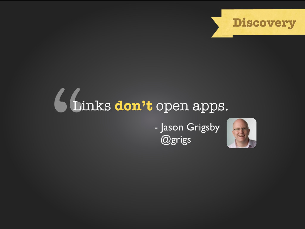 "stat about browser usage ""Links don't open apps..."