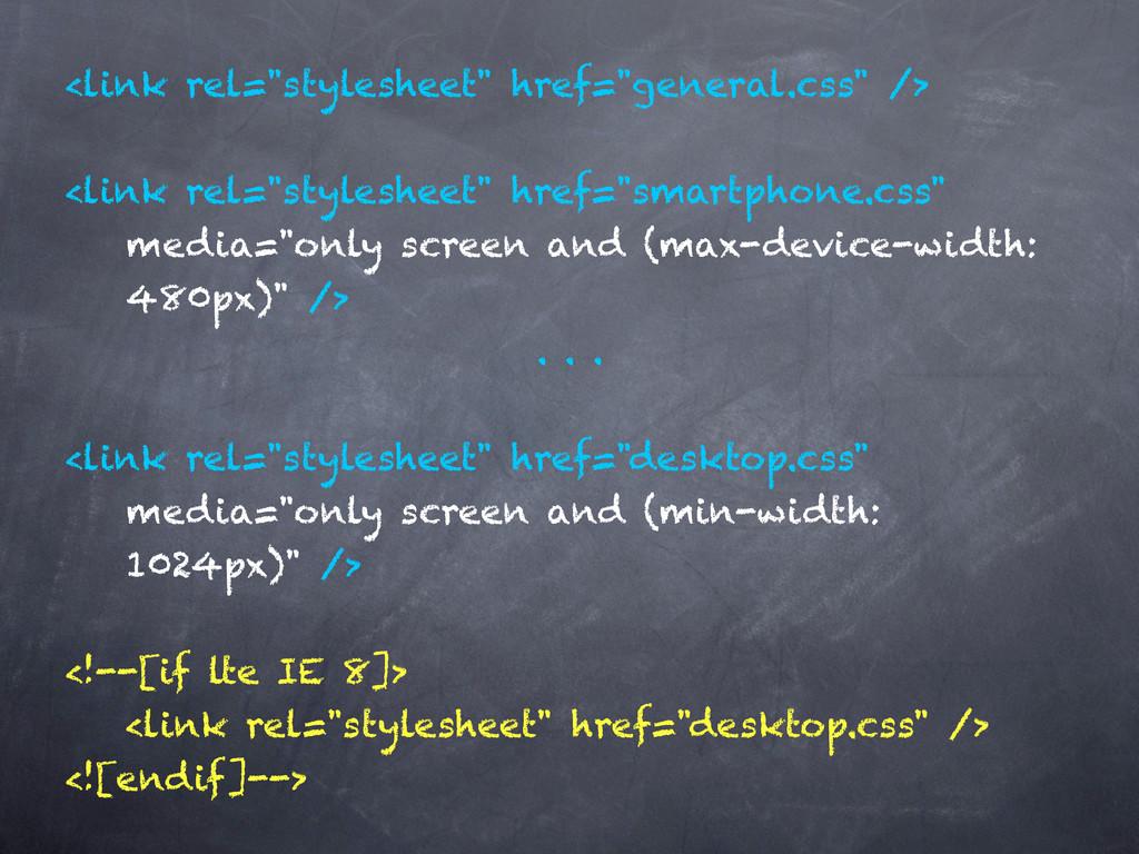 "<link rel=""stylesheet"" href=""general.css"" /> <l..."