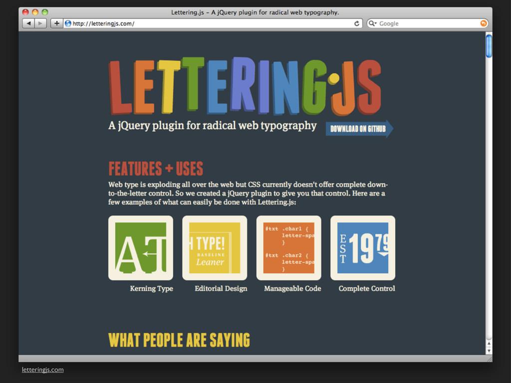 letteringjs.com