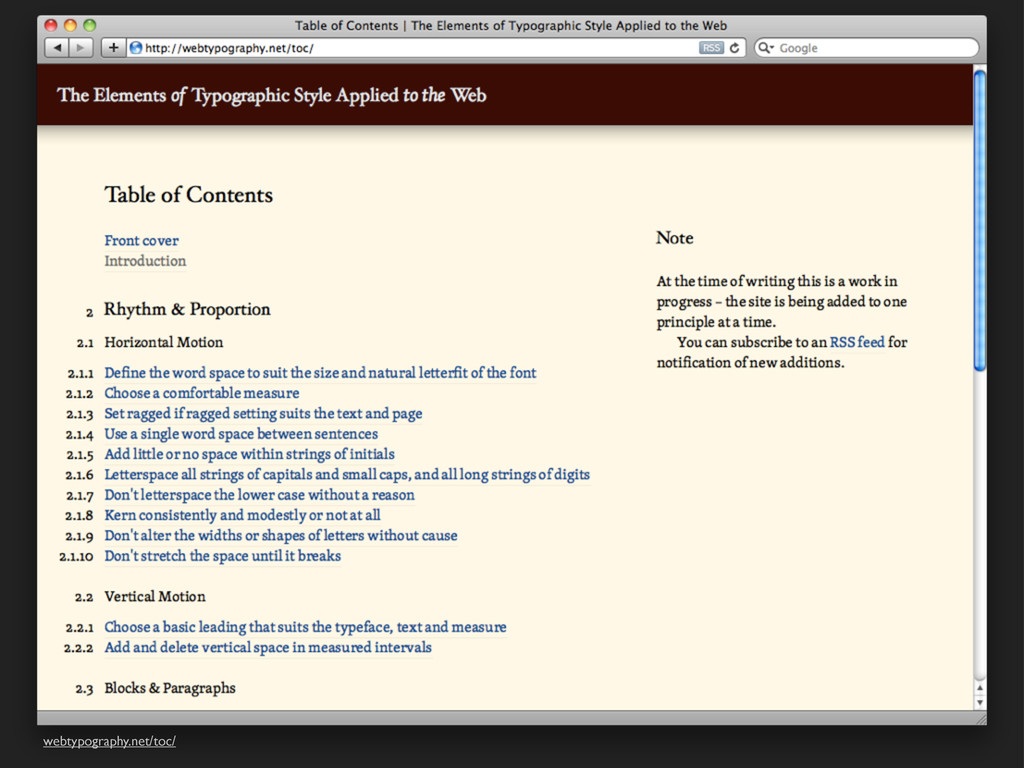 webtypography.net/toc/