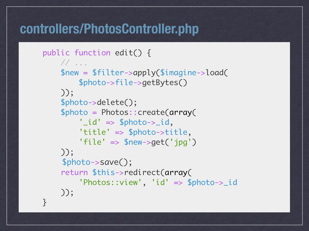 controllers/PhotosController.php public functio...
