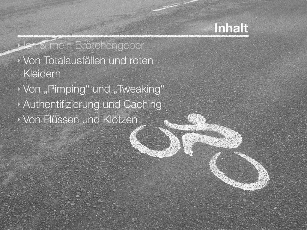 Inhalt ‣ Ich & mein Brötchengeber ‣ Von Totalau...