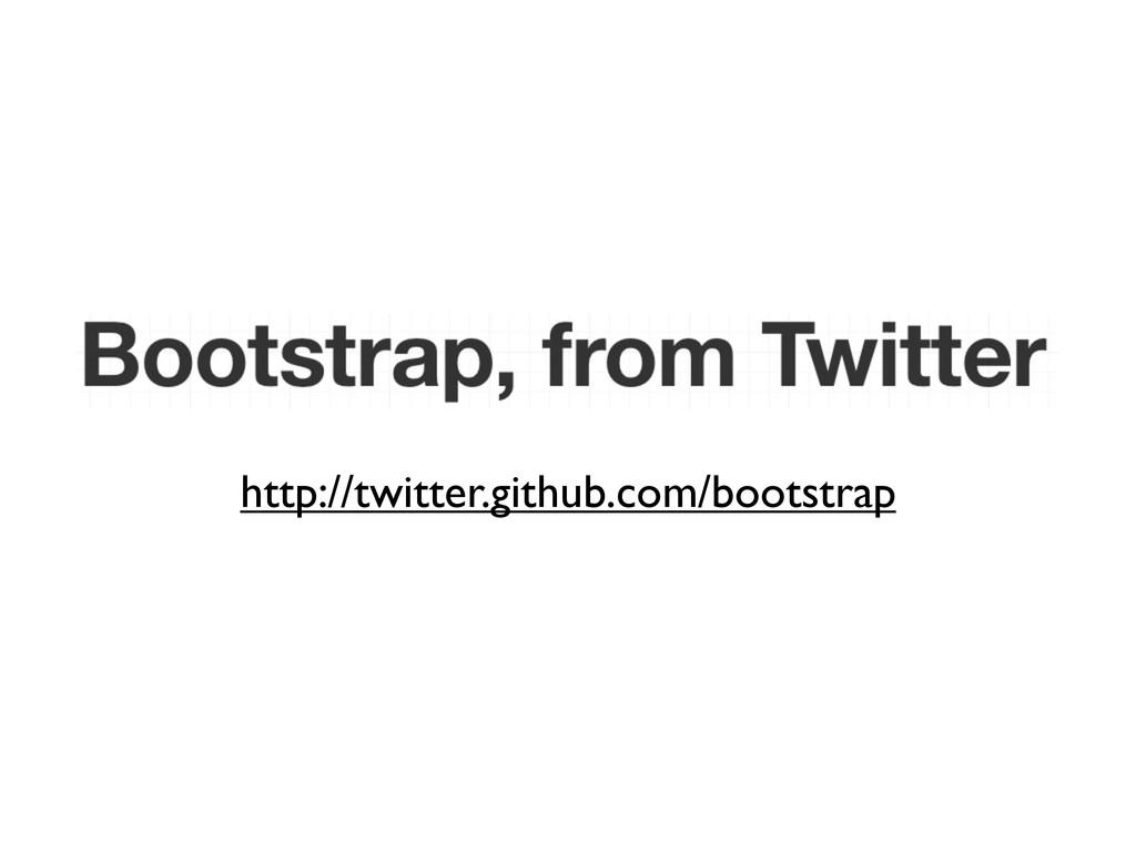 http://twitter.github.com/bootstrap
