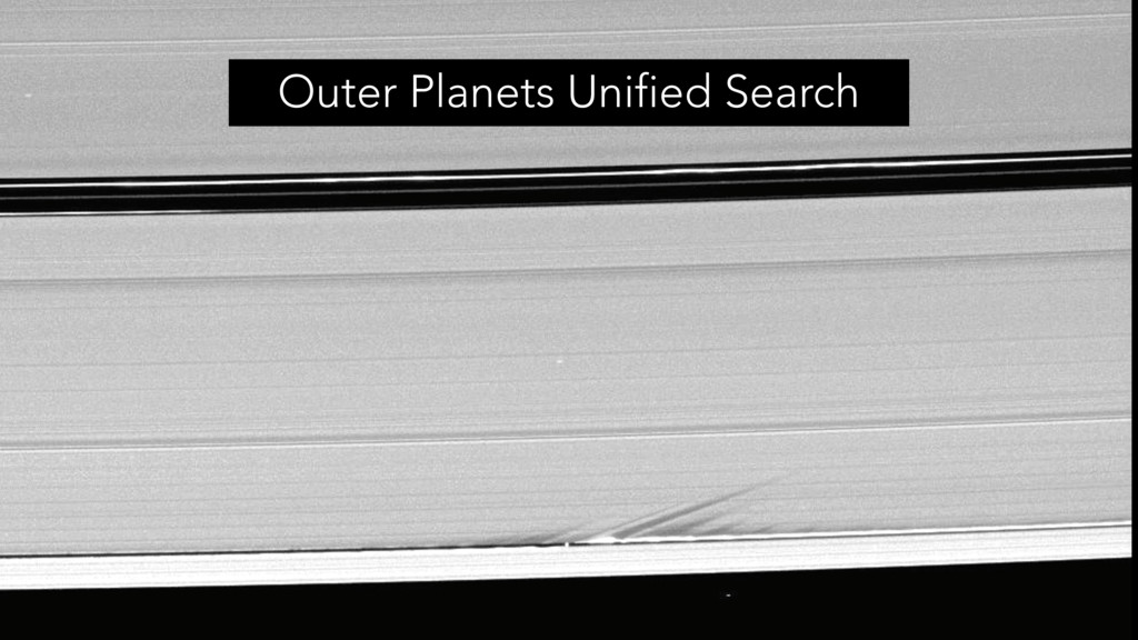 Outer Planets Unified Search