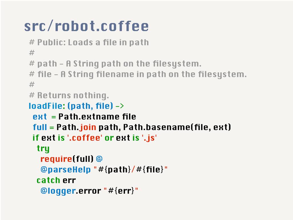 # Public: Loads a file in path # # path - A Stri...