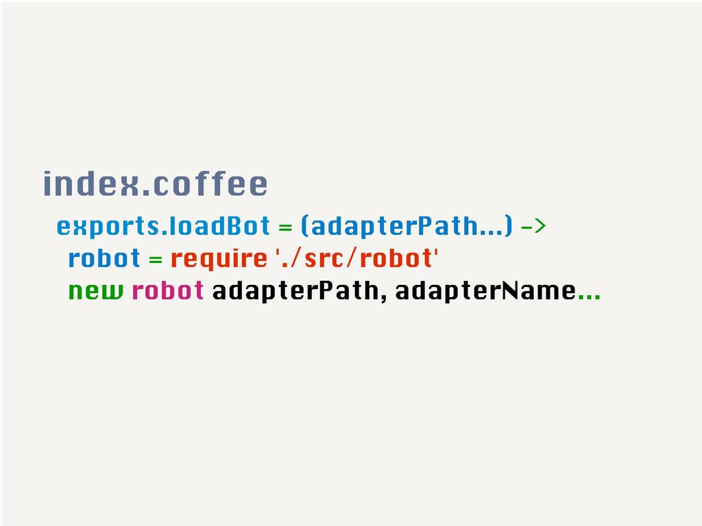 exports.loadBot = (adapterPath...) -> robot = r...