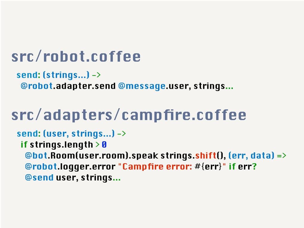 send: (strings...) -> @robot.adapter.send @mess...