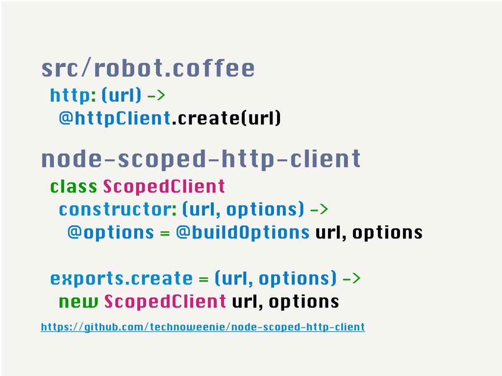 http: (url) -> @httpClient.create(url) class Sc...