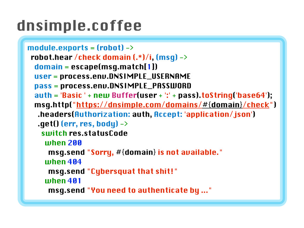 module.exports = (robot) -> robot.hear /check d...