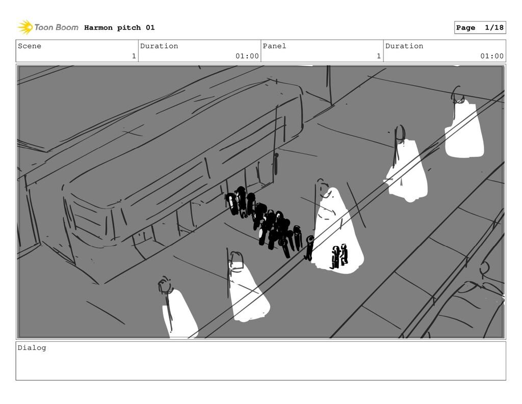 Scene 1 Duration 01:00 Panel 1 Duration 01:00 D...