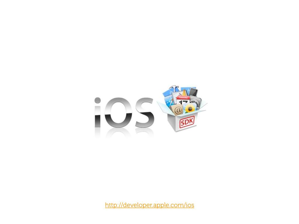 http://developer.apple.com/ios