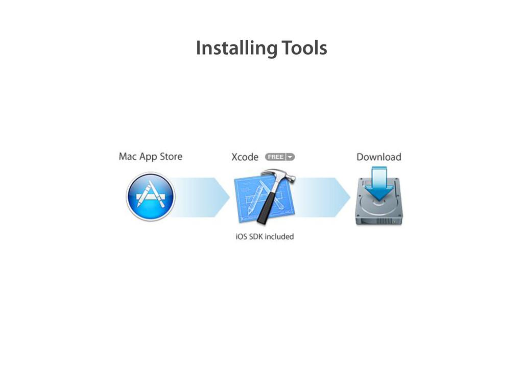 27 Installing Tools