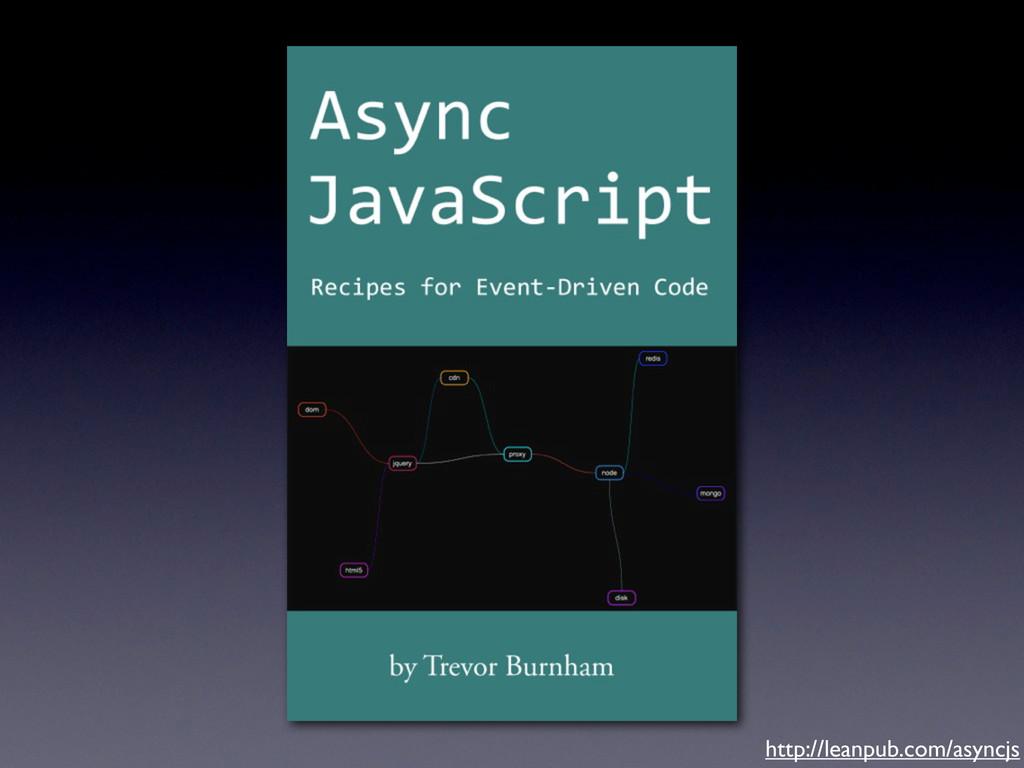 http://leanpub.com/asyncjs