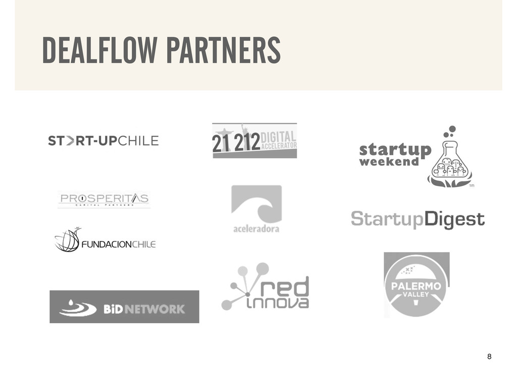 DEALFLOW PARTNERS 8
