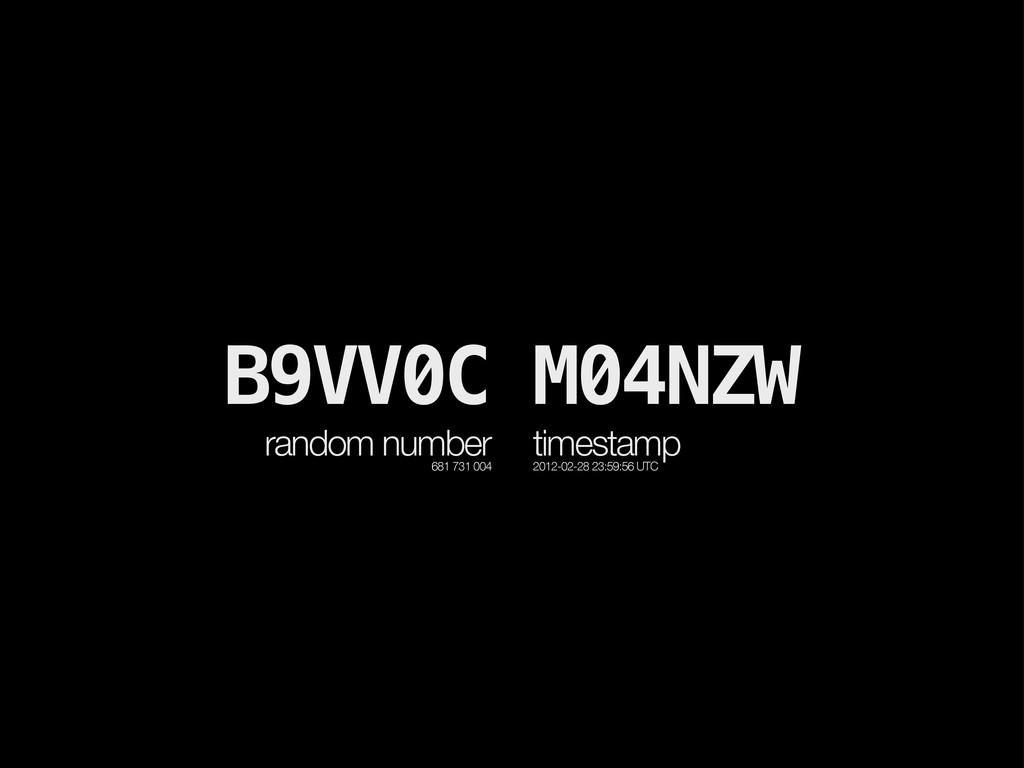 B9VV0C M04NZW timestamp 2012-02-28 23:59:56 UTC...