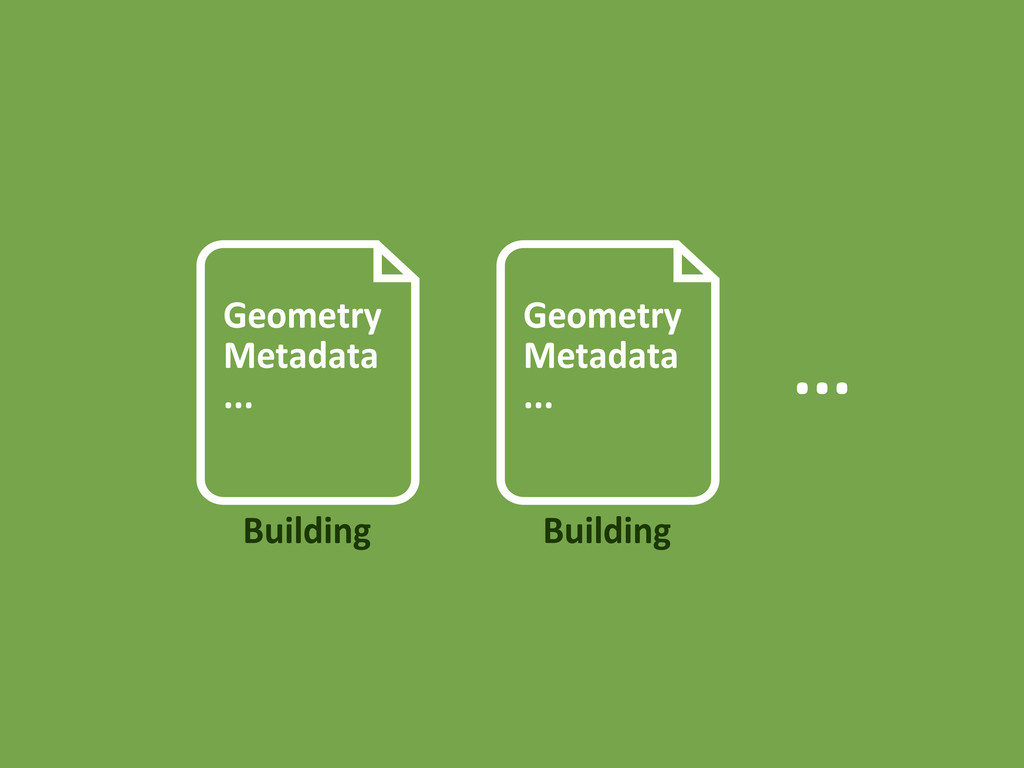 Geometry Metadata ... Building Geometry Metadat...