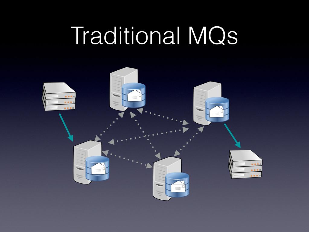 Traditional MQs