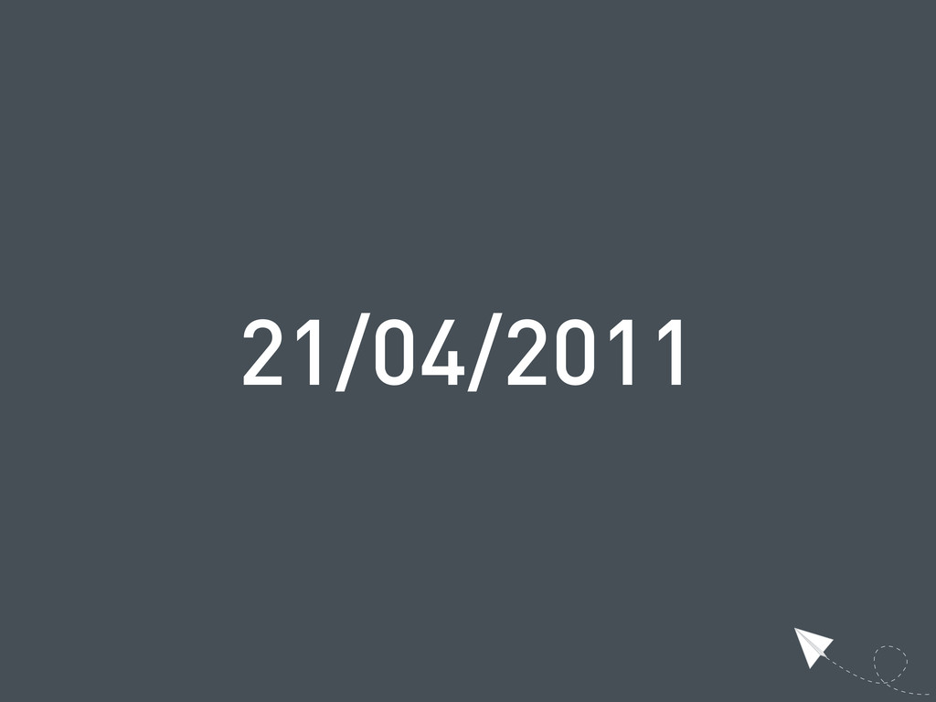 21/04/2011