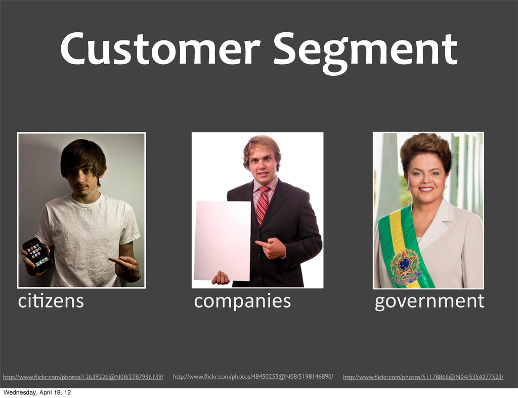 Customer Segment ci.zens companies governmen...