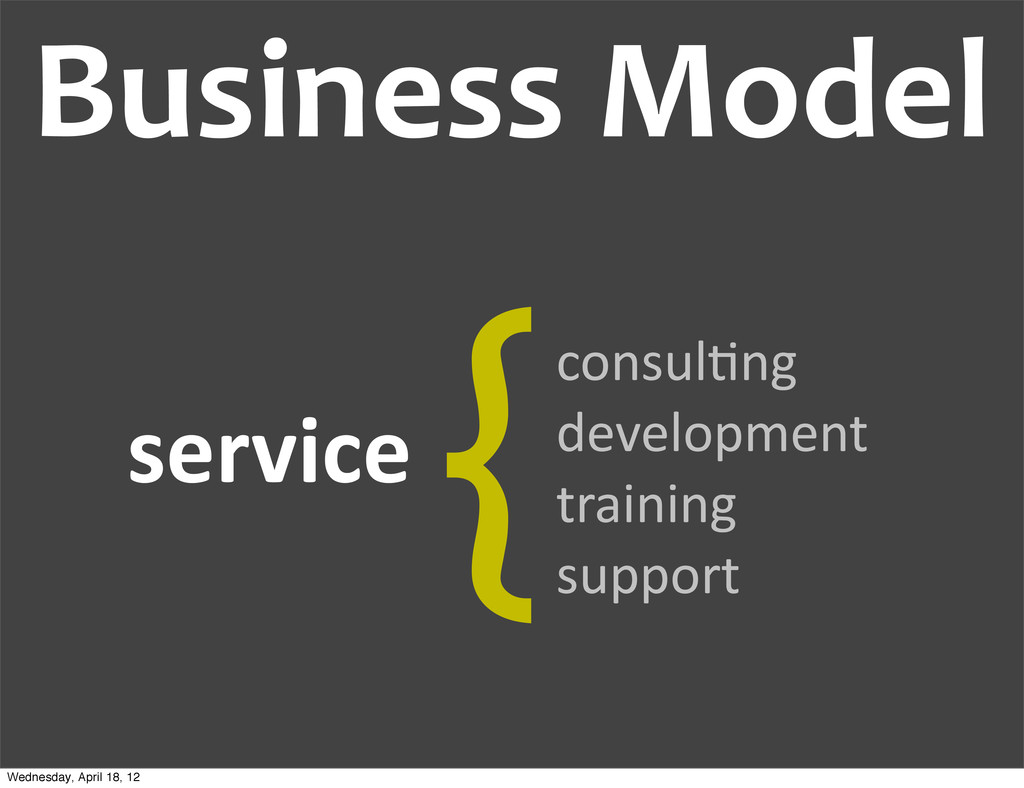 Business Model  service  consul.ng  ...