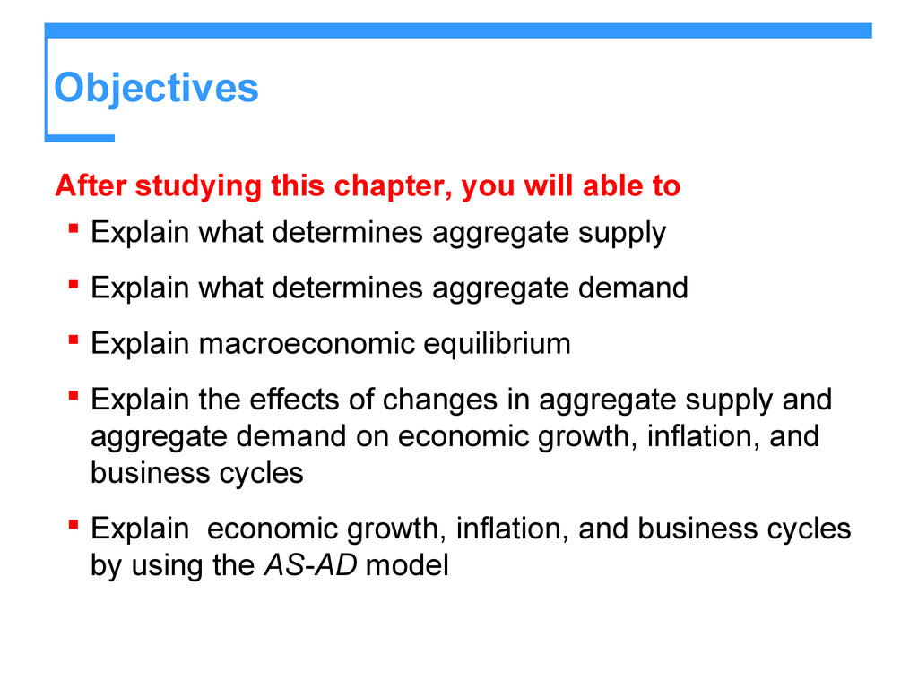Objectives After studying this chapter, you wil...
