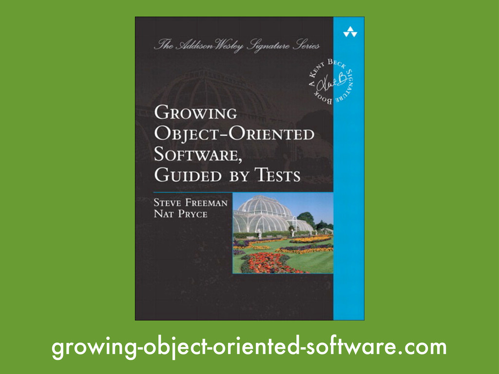 growing-object-oriented-software.com