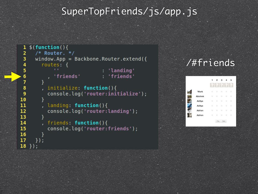 SuperTopFriends/js/app.js /#friends