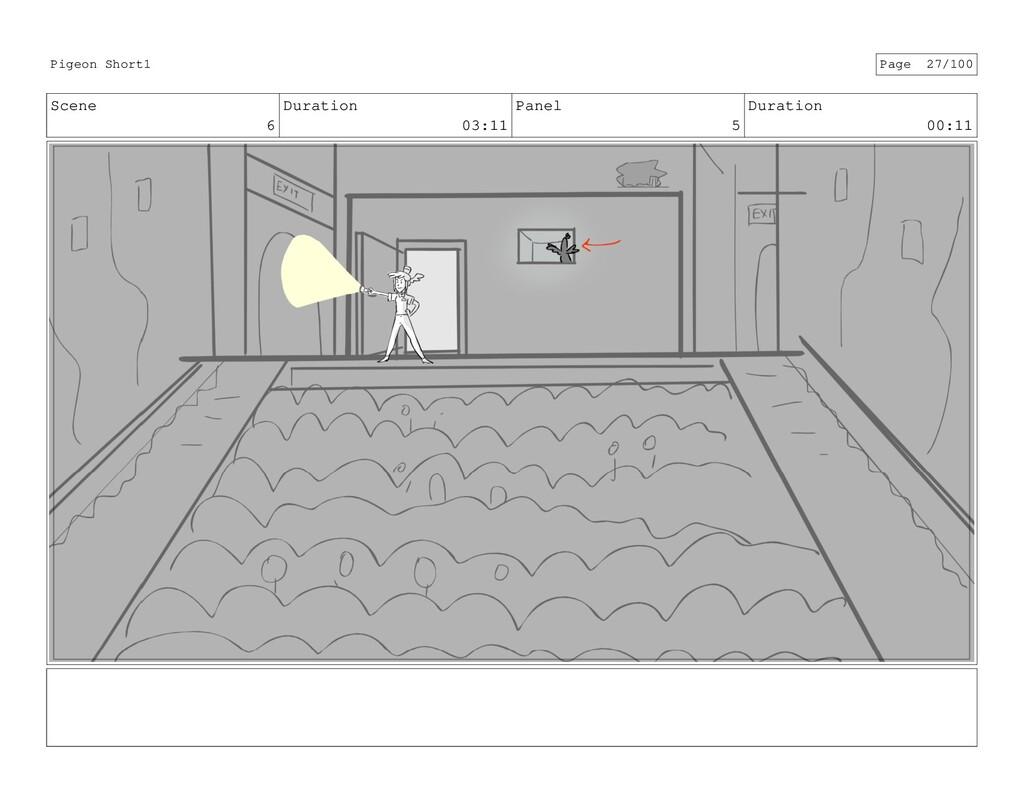 Scene 6 Duration 03:11 Panel 5 Duration 00:11 P...