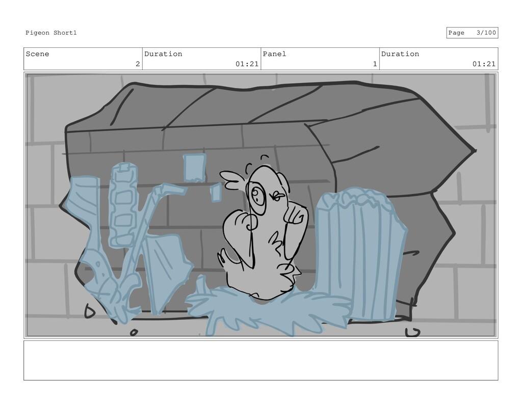 Scene 2 Duration 01:21 Panel 1 Duration 01:21 P...