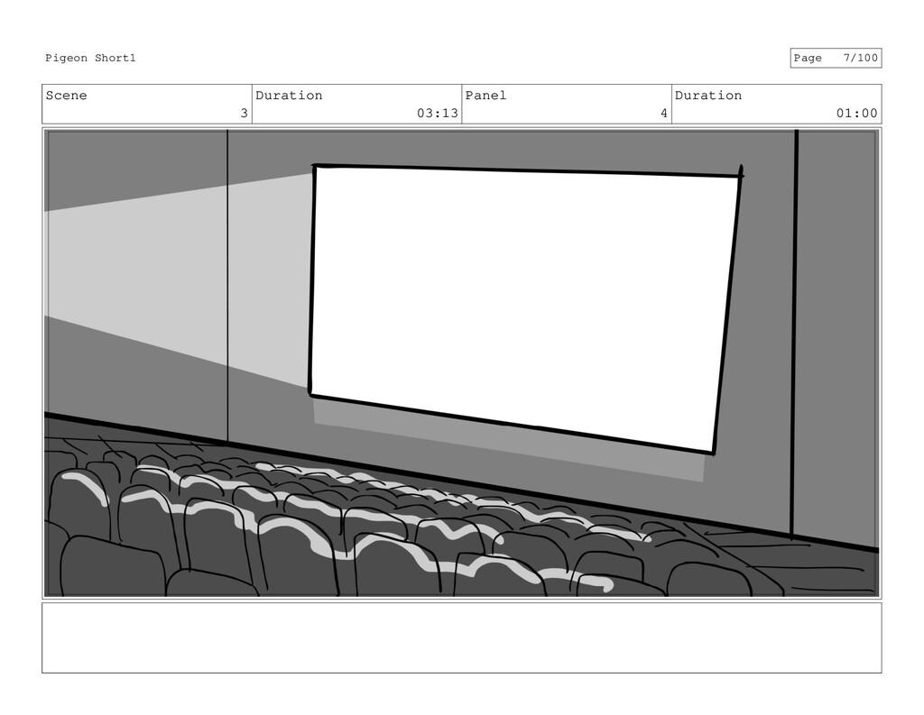 Scene 3 Duration 03:13 Panel 4 Duration 01:00 P...