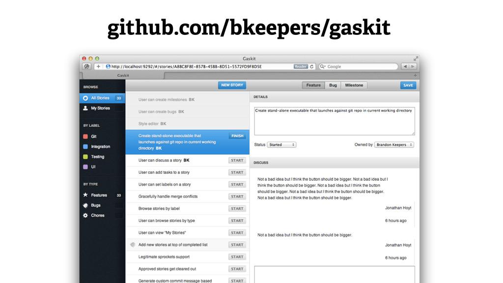 github.com/bkeepers/gaskit