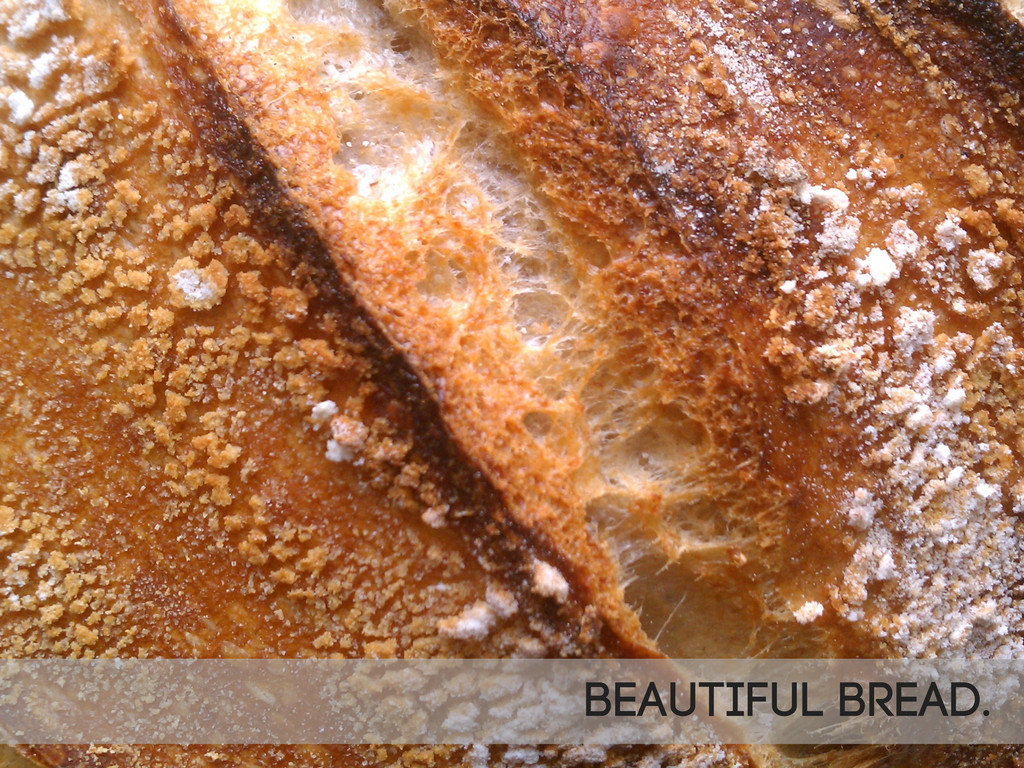Beautiful Bread.