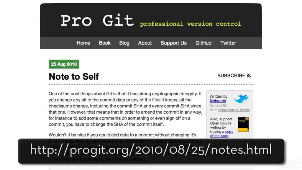 http://progit.org/2010/08/25/notes.html