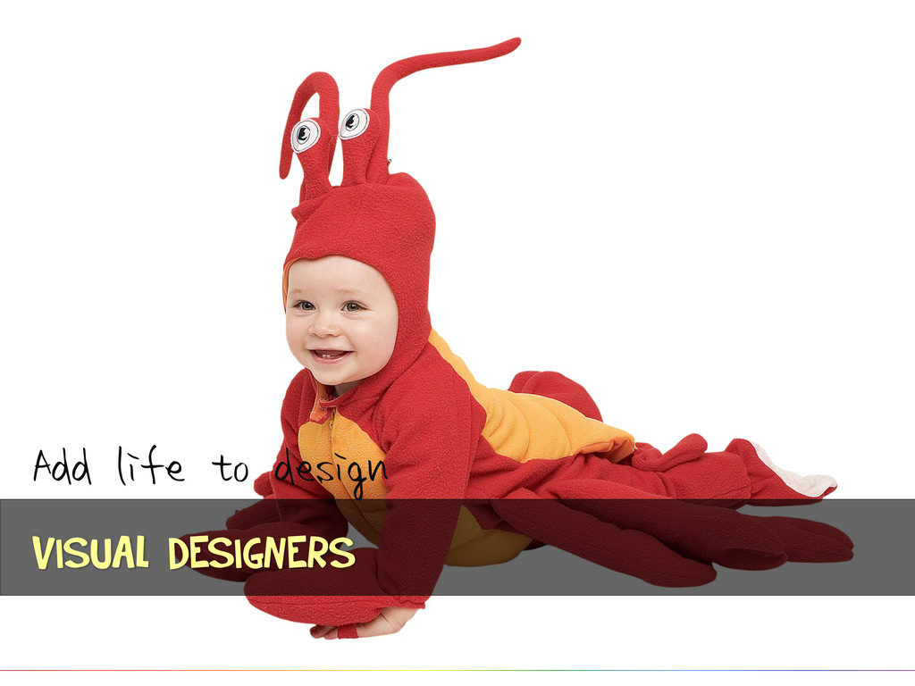 Add life to design