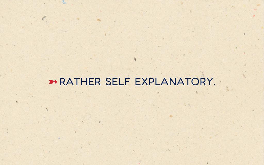 ➼Rather self explanatory.