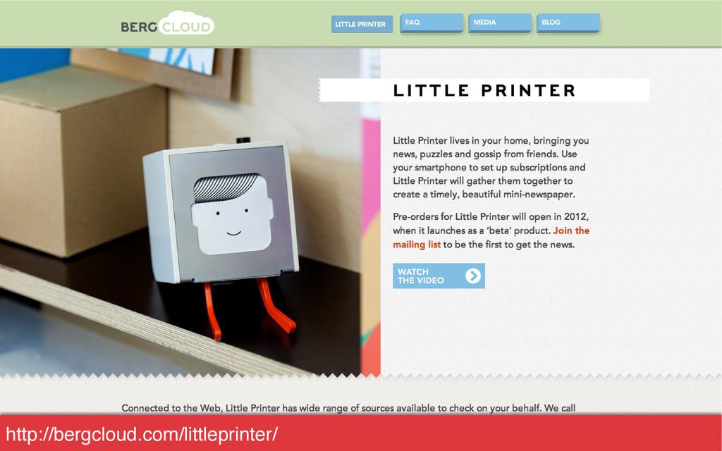 http://bergcloud.com/littleprinter/!