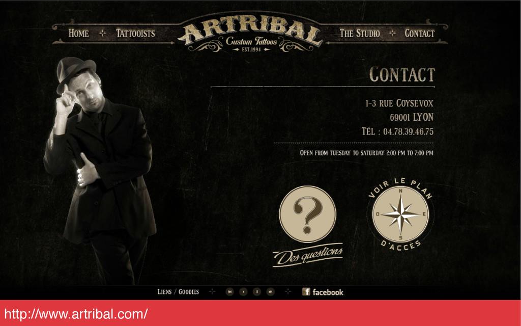 http://www.artribal.com/!
