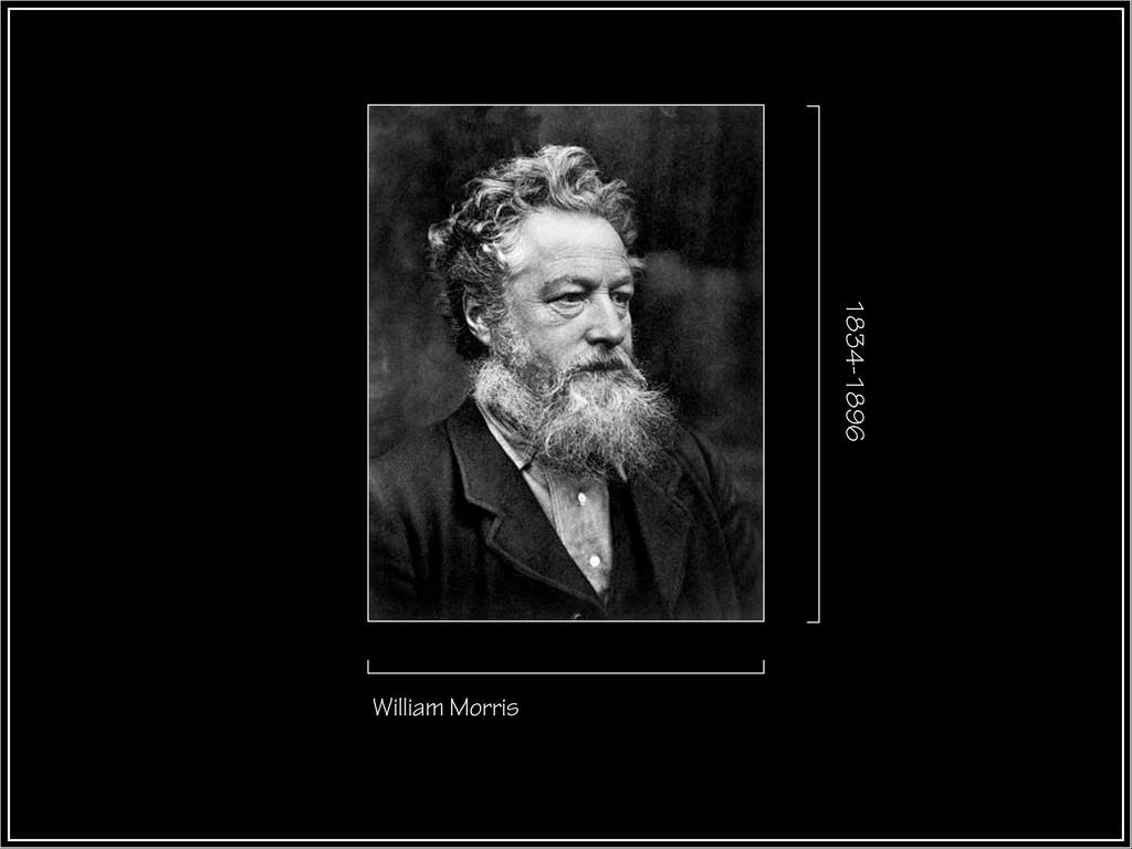 William Morris 1834-1896
