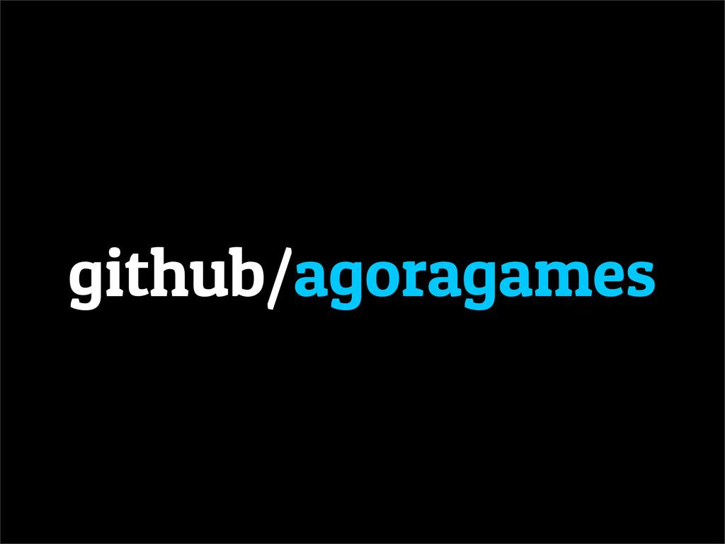 github/agoragames