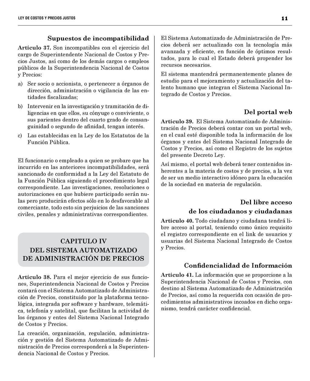 11 LEY DE COSTOS Y PRECIOS JUST...