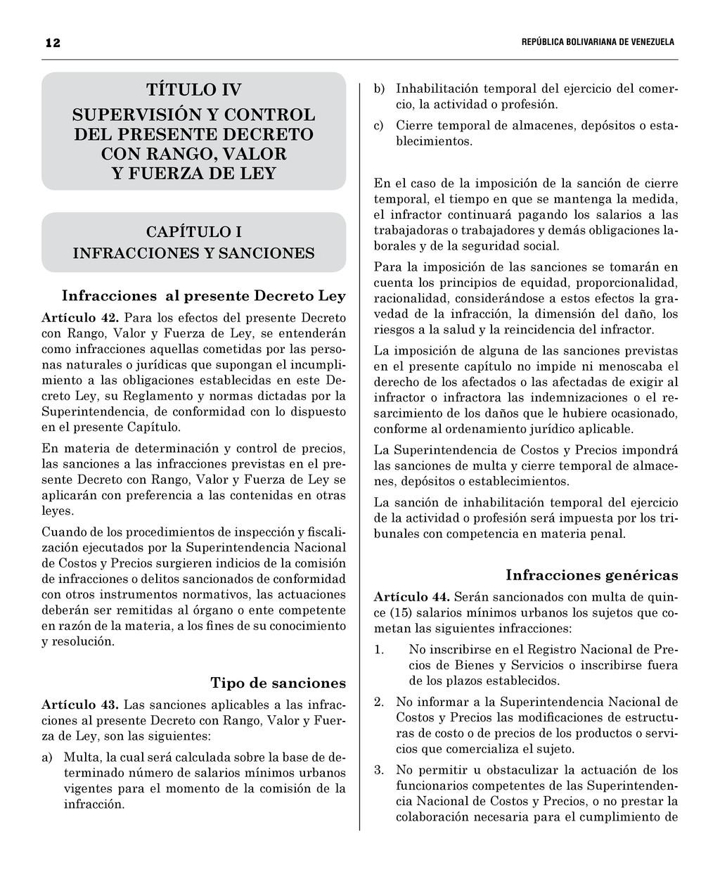 12  REPÚBLICA BOLIVARIANA DE VENEZUEL...