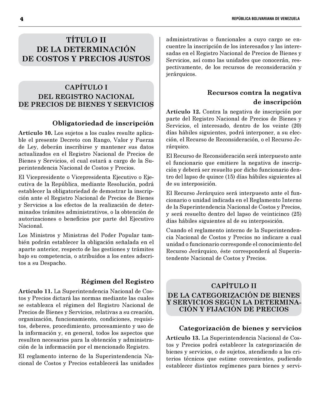 4  REPÚBLICA BOLIVARIANA DE VENEZUELA...