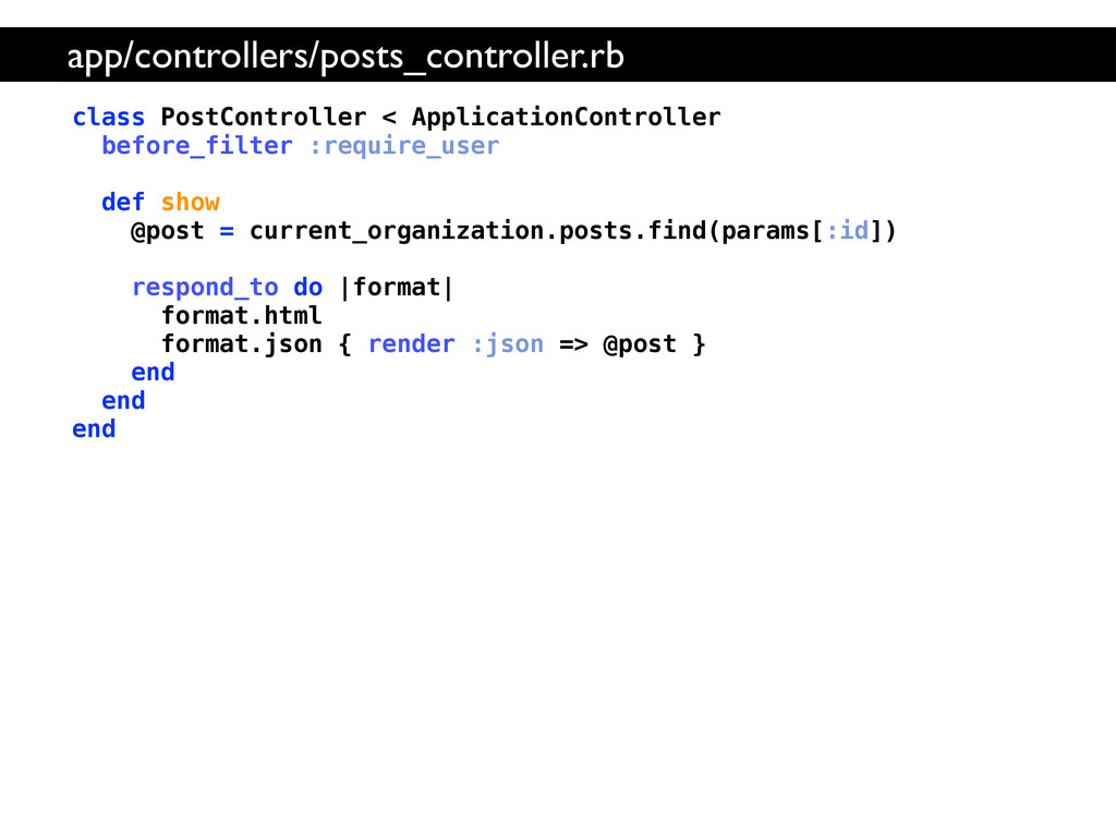 class PostController < ApplicationController be...