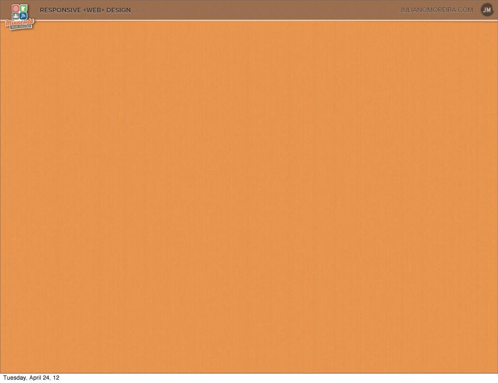 JULIANOMOREIRA.COM RESPONSIVE +WEB+ DESIGN Tues...