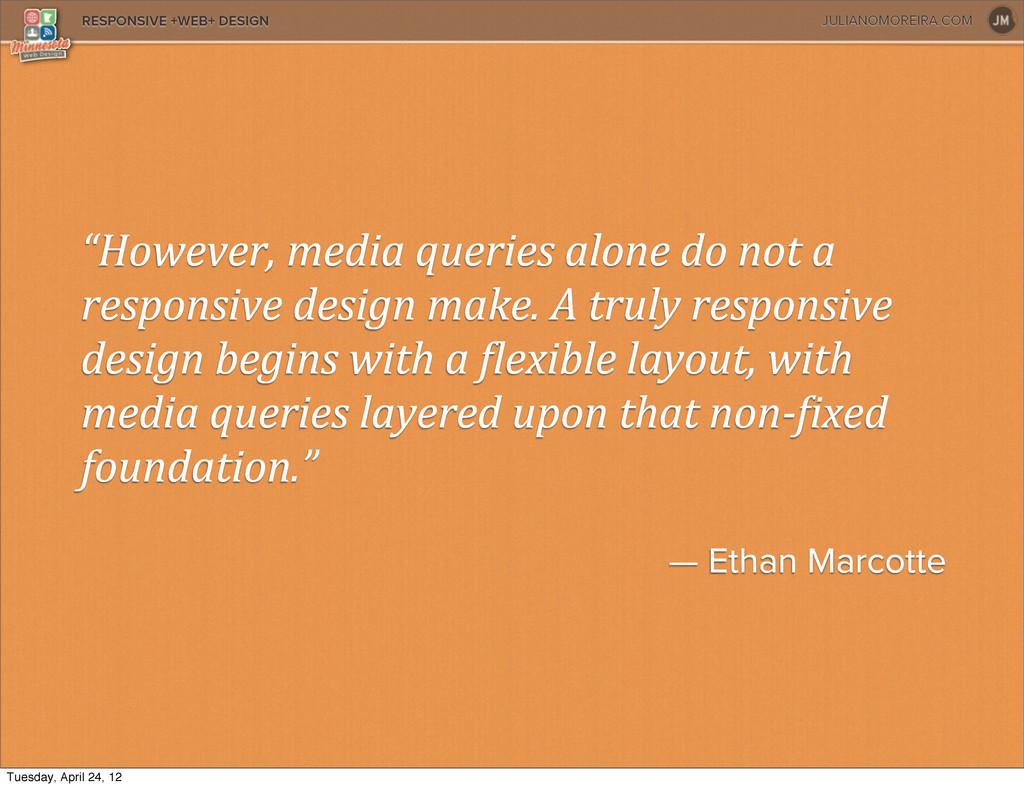 """JULIANOMOREIRA.COM RESPONSIVE +WEB+ DESIGN """"How..."""