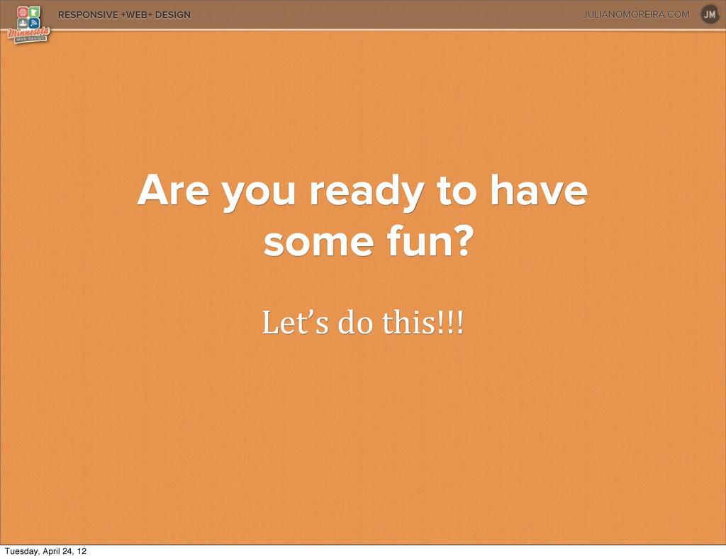 JULIANOMOREIRA.COM RESPONSIVE +WEB+ DESIGN Are ...