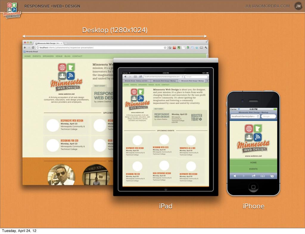 JULIANOMOREIRA.COM RESPONSIVE +WEB+ DESIGN Desk...