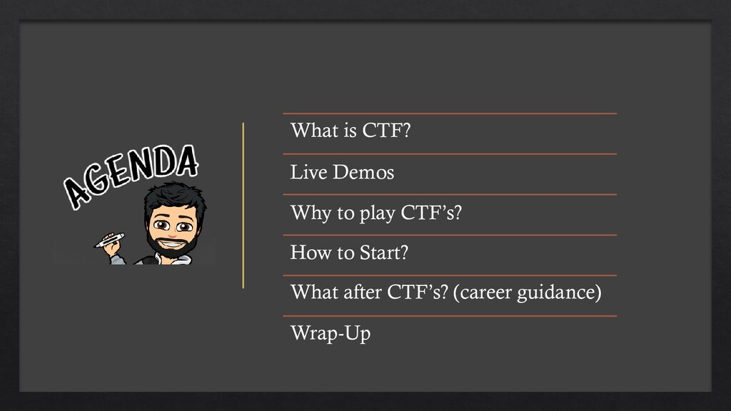 What is CTF? Why to play CTF's? How to Start? L...