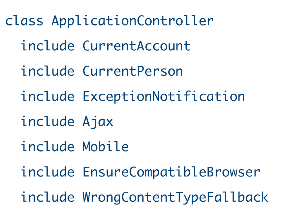 class ApplicationController include CurrentAcco...